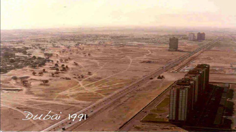 Dubai 1991-1